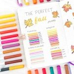19 Fall Bullet Journal Doodles To Try This Autumn 2020