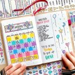 12 Beautiful Bullet Journal Calendar Ideas
