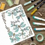 25 Gorgeous Spring Bullet Journal Ideas