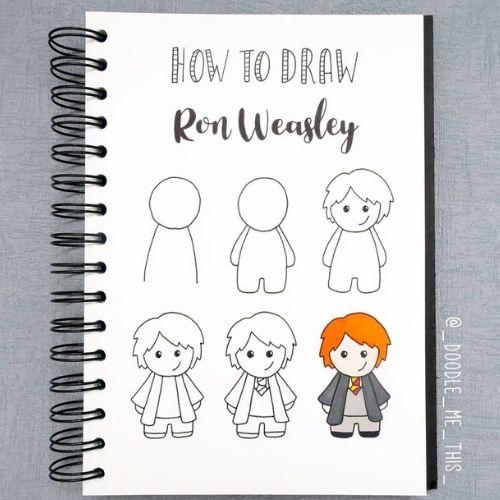 Ron doodle ideas